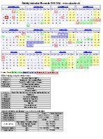 ... szkolny 2016 2017 słowacja kalendarz szkolny 2016 2017 czechy
